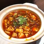 四川料理 芙蓉麻婆麺 - 麻婆豆腐