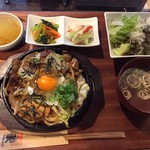 囲炉裏焼肉 鬼29 - 料理写真: