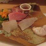 千ふく - 料理写真:お造り盛り合わせ