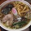 本家 風の子 - 料理写真:メンマラーメン(大盛)