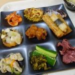 フェリーおおさかⅡ レストラン - 料理写真: