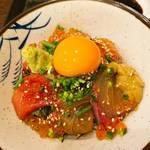 幸せの居酒屋 喜泉 - 豪華海鮮丼