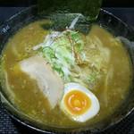 さっぽろ麺屋 文太郎 - カレーラーメン