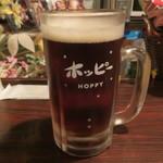ホッピー仙人 - 黒ホッピー