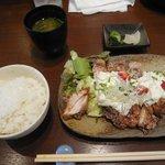 738949 - チキン南蛮定食¥980