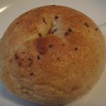 marzi-pan - 料理写真:オレンジベーグル