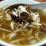 中華鄂菜 楚天 - 名物 唐辛子麺