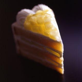 パティスリー SATSUKI - スーパーメロンショートケーキは、メロンの香りと甘さが引き立つショートケーキの最上級品