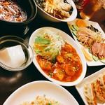 ワンタン館 - コース料理