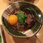 三百屋 お弐階 - すき焼き風