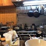 麺屋KABOちゃん - 厨房