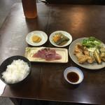 旅路食堂 - 本日の日替わり定食