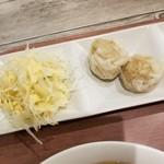 チャイナパーク - サラダ・焼売