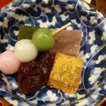 そば茶屋 華元 本膳庵 - 甘味和菓子
