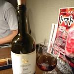 73804419 - 曲者のワイン(>_<)