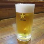 きっちょんちょん - サッポロ生ビール(中)