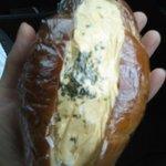 サンポッポ - 卵サンド。手のひらサイズ。110円