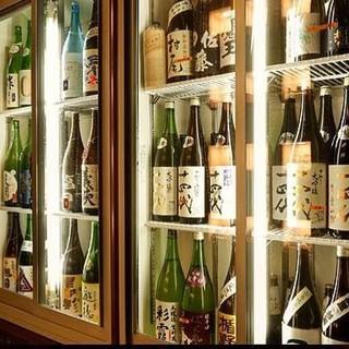 お酒が美味しい•楽しい!セルフ式飲み放題!
