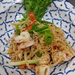 チャーンタイ レストラン - ヤムママー、タイラーメンのサラダ