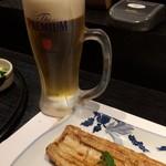うなぎん - ビールじゃない、酒だ