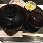 うなぎん - 半身丼
