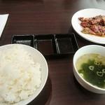 焼肉・冷麺ヤマト - 料理写真: