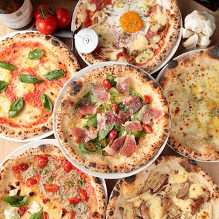 経験豊富なイタリアンシェフのこだわりの料理をお楽しみください