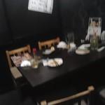 AJITO - 個室風です