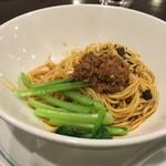 正宗担担麺(ハーフ)