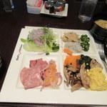 シェフズ ライブ キッチン - 私のお皿