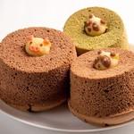 手作りお菓子工房 ねこライフ - 料理写真: