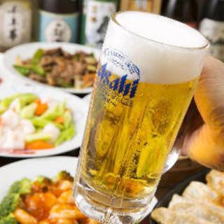 お酒1杯、お料理1品で560円の晩酌セットがお得!