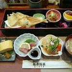 福来路巣 - 料理写真:日替りランチ980円(税込)この画像にはないのですが、別皿(肉or魚選択可)・ご飯・食後の珈琲付きでビックリのコスパ( ゚Д゚)