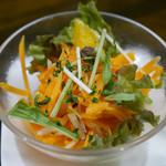 樹の花 - サラダ
