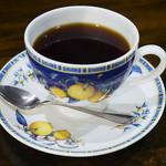 樹の花 - コーヒー