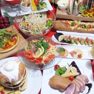 料理に使うお野菜は、高知県産の新鮮野菜○