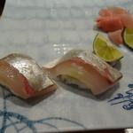 寿司 料理 まるも - しまあじ