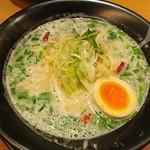 73819829 - 台湾丸鶏柳麺