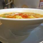 鶏白湯麺飯 暖家 - 増尾タンタン麺(激辛)