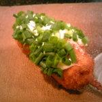 wafuukushiagezen - 白身魚の串揚げ