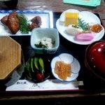 おび天 蔵 - 料理写真:おび天 定食(松)