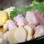 野菜バーる31 - 地鶏の生姜鍋