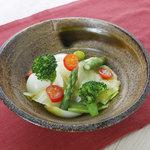 野菜バーる31 - 温野菜サラダ