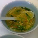 ポパイらーめん - スープ