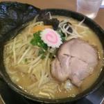 麺屋ばやし - 味噌らーめん  780円