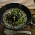 Membisutoronakano - きのこポタージュ麺