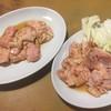 味堂ほるもん焼 - 料理写真:ほるもんガツ¥450、コロコロほるもん¥480