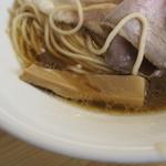 味噌ぶりNoodleみやみや - 材木メンマ
