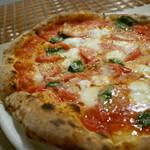 73825207 - フルーツトマトのマルゲリータDOC(1,600円)