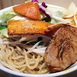 麺屋土竜 - MOGURA BLACK TSUKEMENのアップ
